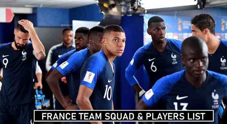 The republic of ireland national football team has come a long way, both in the history of the sport and of ireland itself, but how well do you know the recent players? France Euro 2020 Squad Team Lineup S Players List