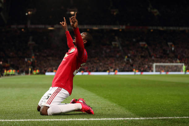 Photo of Odion Ighalo Manchester United loan agreement extended until January 2021 – Sportelo