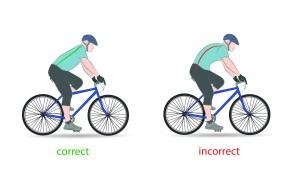 Houding verbeteren met bikefitting