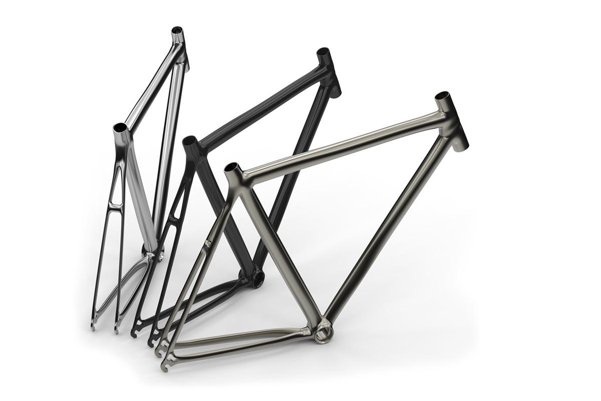framemaat fiets soorten