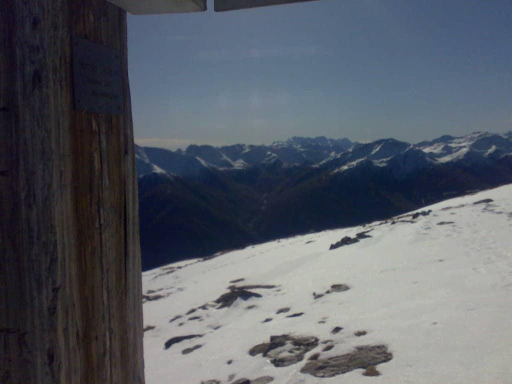 Mutegg 2658 Meter – Südtirol