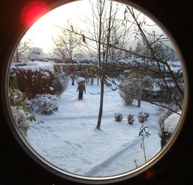 A bissal Winter… nix mit Tief Daisy!