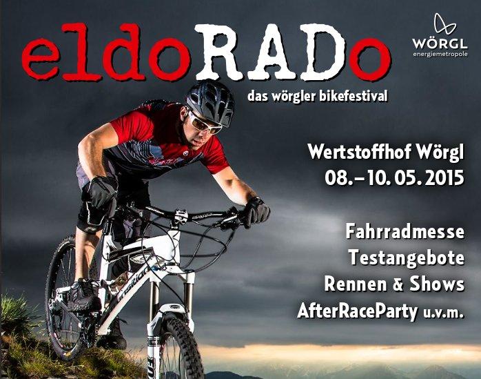 Eldorado Wörgl – Bikemesse mit Rennprogramm