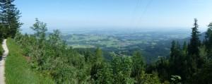 Hochries Panoramablick