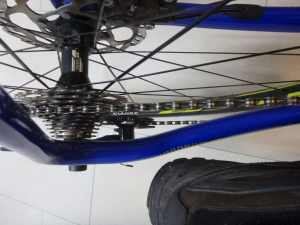 Merida Cross 6000 / Shimano SH-MT91- eine enge Kombination