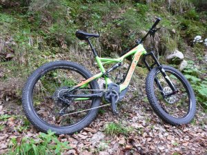 Specialized Turbo Levo FSR Comp 6Fattie angetestet