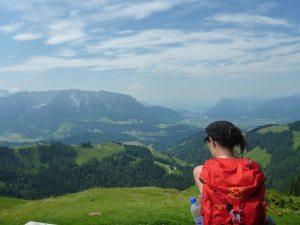 Familienwanderung von der Schönen Aussicht zum Wandberg