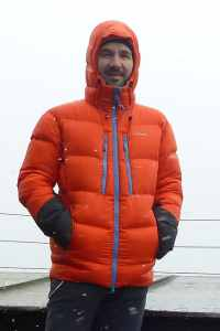 Expeditionsjacke Makalu II M von Decathlon