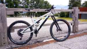 Fazua bei Nox – Carbon und E-Motor am All Mountain Bike