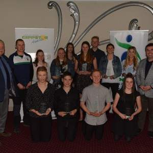 Latrobe Shire Award Winners - GIPPSTAR AWARDS NIGHT 2018
