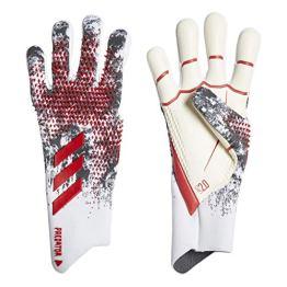 adidas Performance Predator 20 Pro Torwarthandschuh weiß/rot, 9.5 - 1