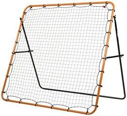 Stiga Rebounder Kicker 150 Fußball, Orange/Schwarz, 150 x 150 cm - 1