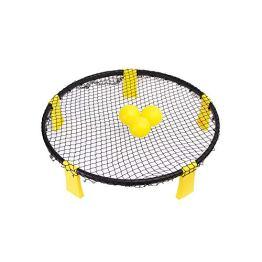 LONGSUODI Spiderball-Set mit 5 Bällen, draußen gespielt, drinnen, Rasen, Hof, Strand, Park, Spiel für Jungen, Mädchen, Teenager, Erwachsene - 1