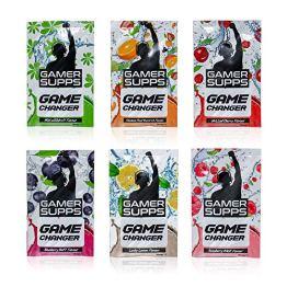 Energy Booster GAME CHANGER von GAMER SUPPS   eSports Energy Drink Pulver   Wenig Kalorien   Wenig Zucker   280g   40 Portionen - 1