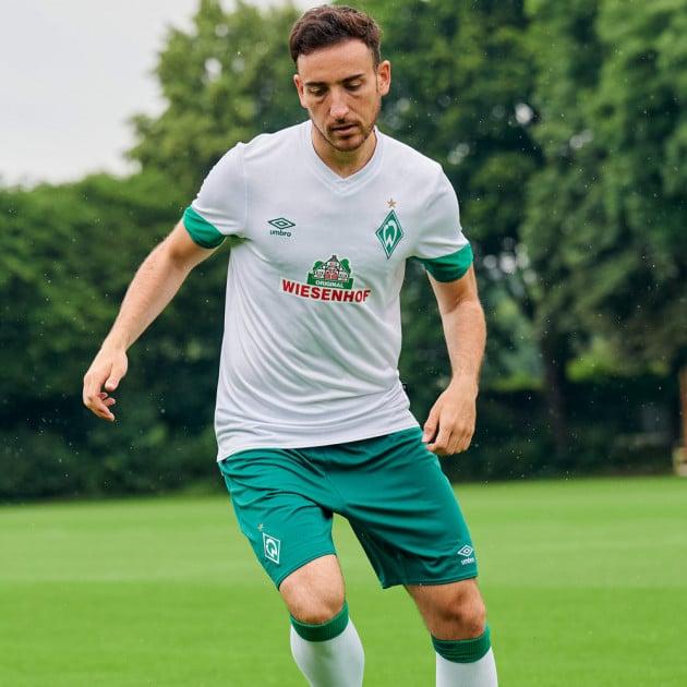 Werder Bremen Auswärtstrikot