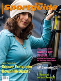 Sportguide Bike, Juni 2011, Cover