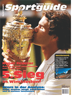 Sportguide Tennis 2007, Cover