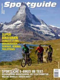 Sportguide Bike, Juli 2010, Cover