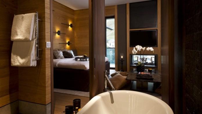 The Chedi Andermatt, Suite