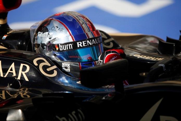 Formel 1 - GP USA 2013, Lotus, Romain Grosjean