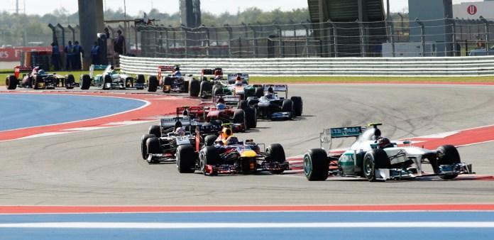 Formel 1 - GP USA 2013