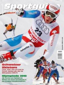 Sportguide Ski 2009/10, Cover