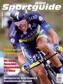 Sportguide Bike 4/2012, Cover
