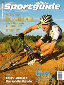 Sportguide Bike 1/2012, Cover
