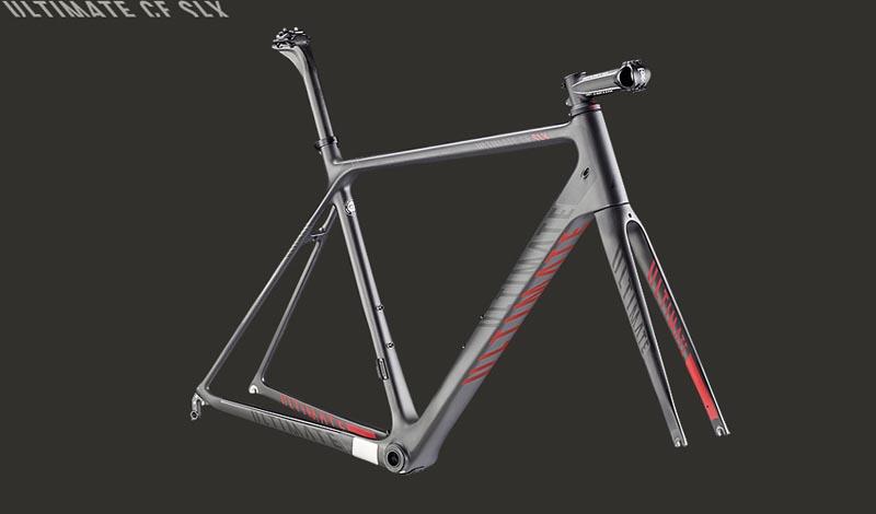 Pure Cycling Ultimate CF SLX Rahmen