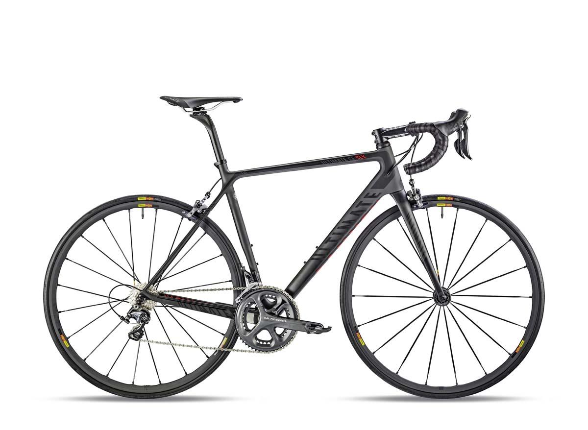 Pure Cycling Ultimate CF SLX 7.0,Seitenansicht