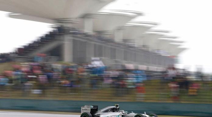 F1 GP China 2014