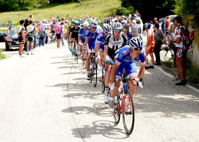 Giro d'Italia 2014: tappa 13, Fossano - Rivarolo Canavese