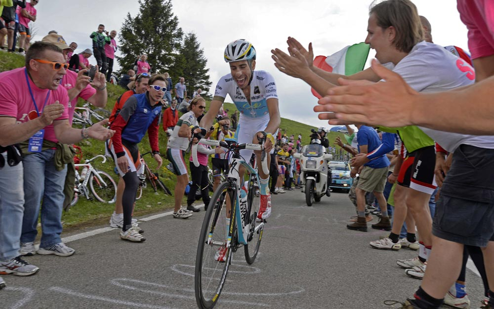 Giro d'Italia 2014, 19a tappa - Cronometro Individuale Bassano del Grappa-Cima Grappa