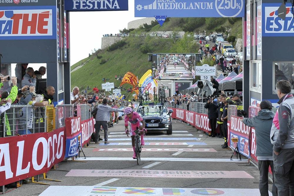 Giro d'Italia 2014, 19a tappa - Cronometro Individuale Bassano del Grappa