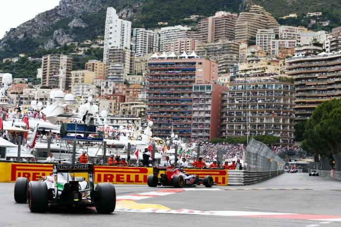 Formel 1, GP Monaco 2014