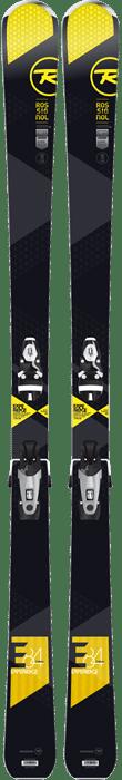 Rossignol Experience 84 CA Open, vertikal
