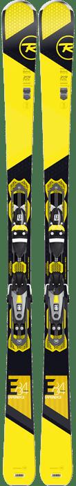 Rossignol Experience 84 CA, TPX, vertikal