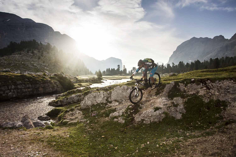 Sportguide, Mountainbiken in Kronplatz