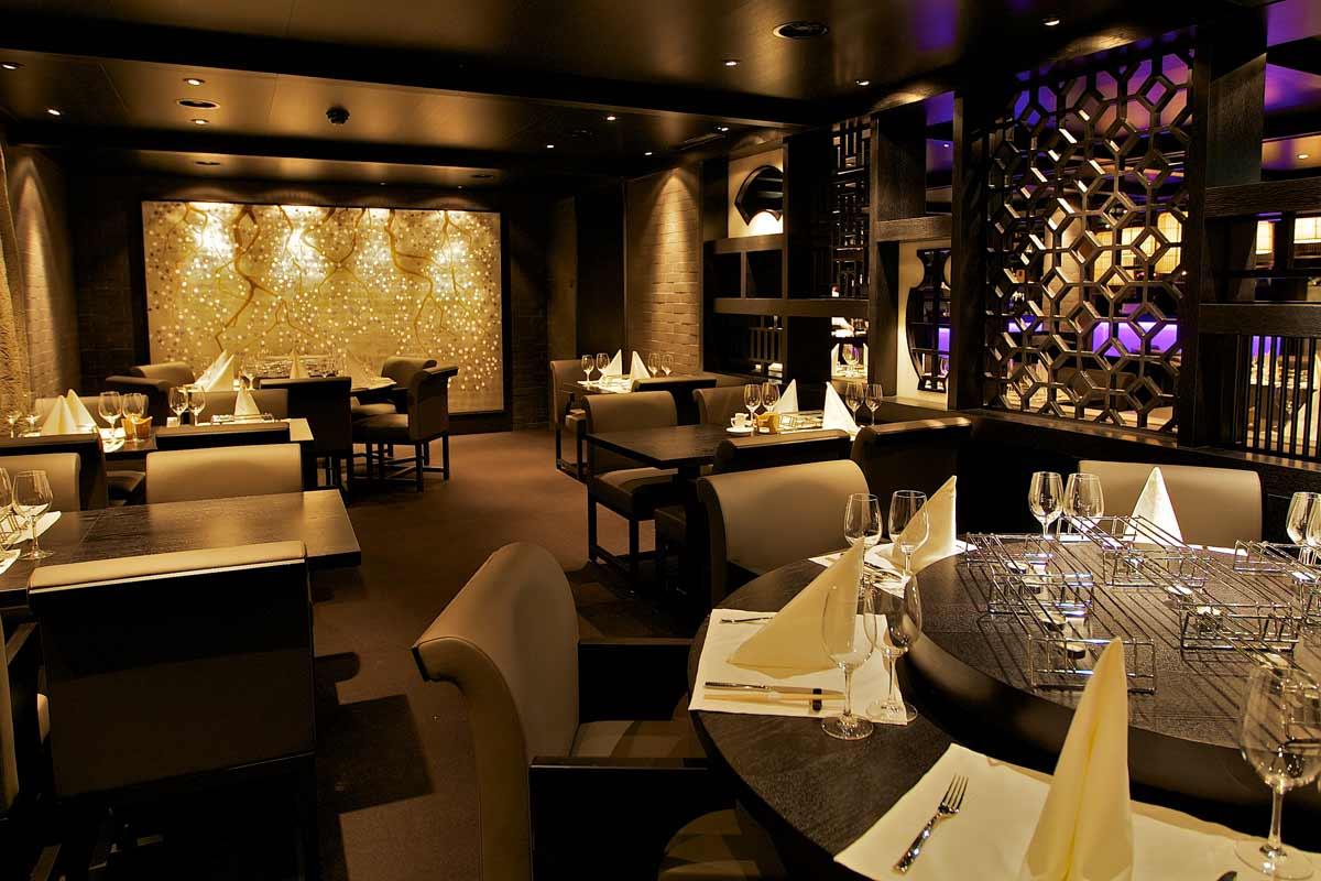 Hotel Grischa, Restaurant