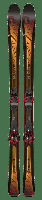 K2 iKonic 80, 2015/2016