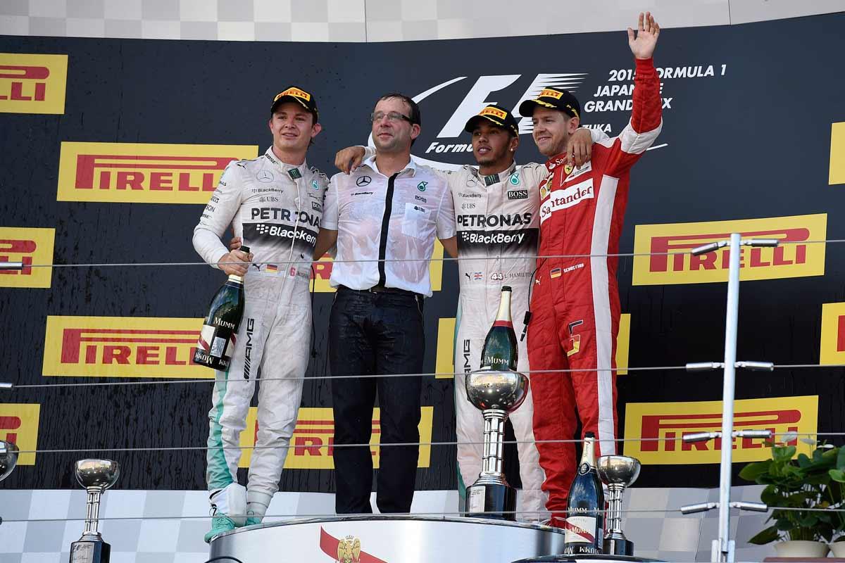 F1-Japan-2015-Ferrari-Podest