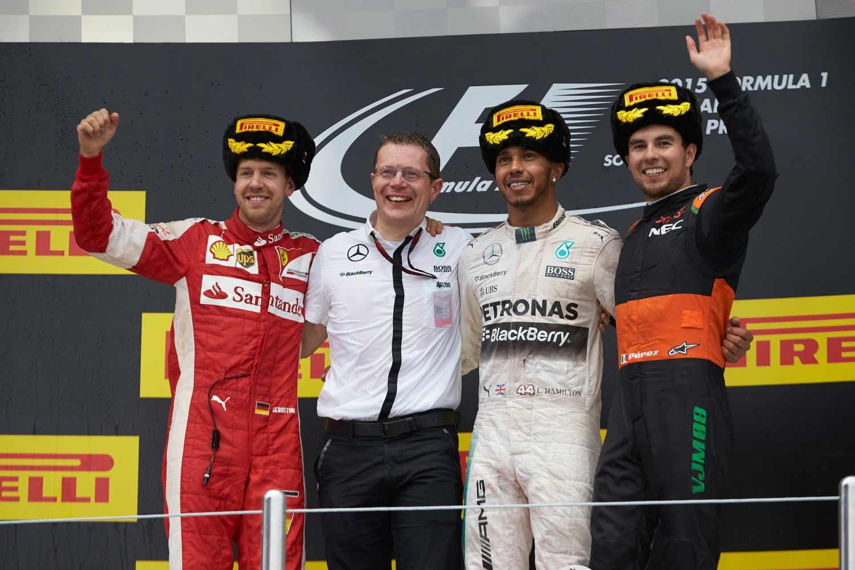 F1-GP-Russland2015-Podest