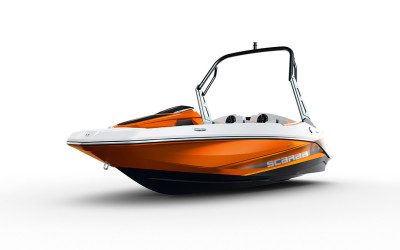 Scarab 165 Impulse, Radiant Orange