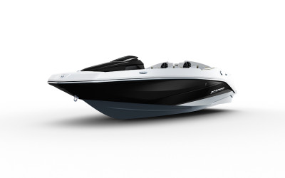 Scarab 165, Jet Black
