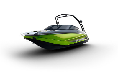 Scarab 215 Impulse, Vivid Green