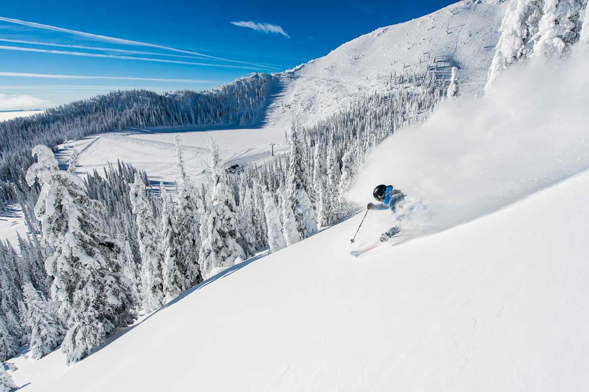 Rossignol Freeride Ski 2016/17, Actionbild 2