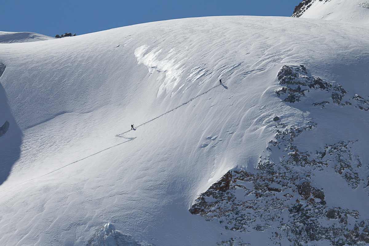 Dynastar Touren Ski, Actionbild 1, 2016/2017