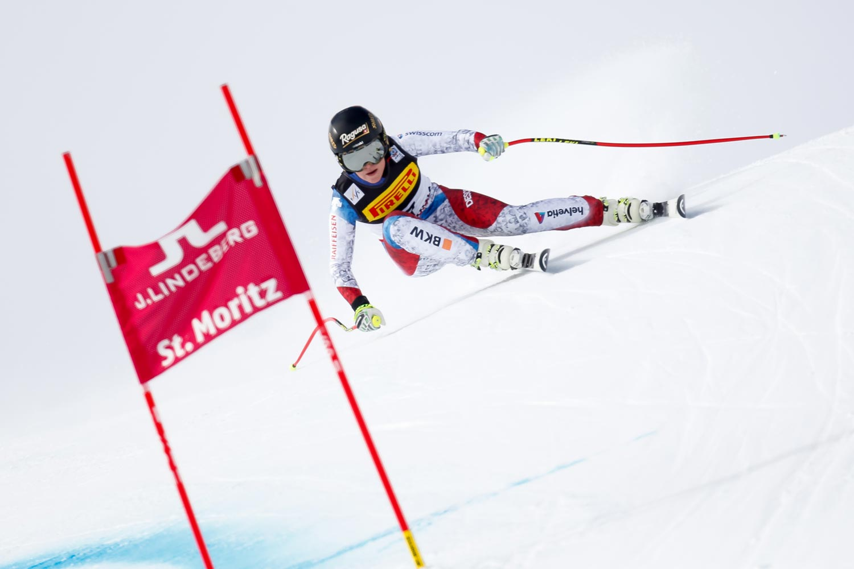 Alpine Ski WM 2017 St. Moritz, Super G Frauen, Lara Gut