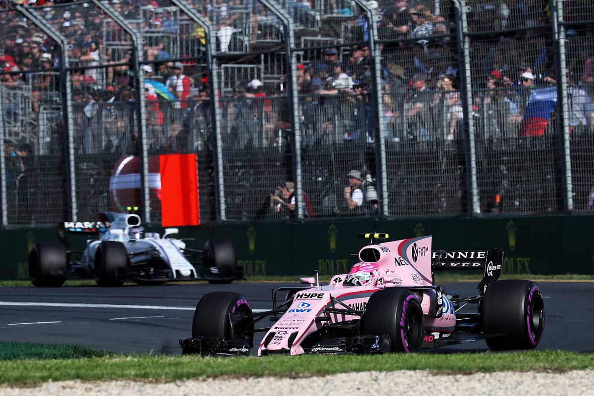 Formel1-GP-Australien-2017-ForceIndia2