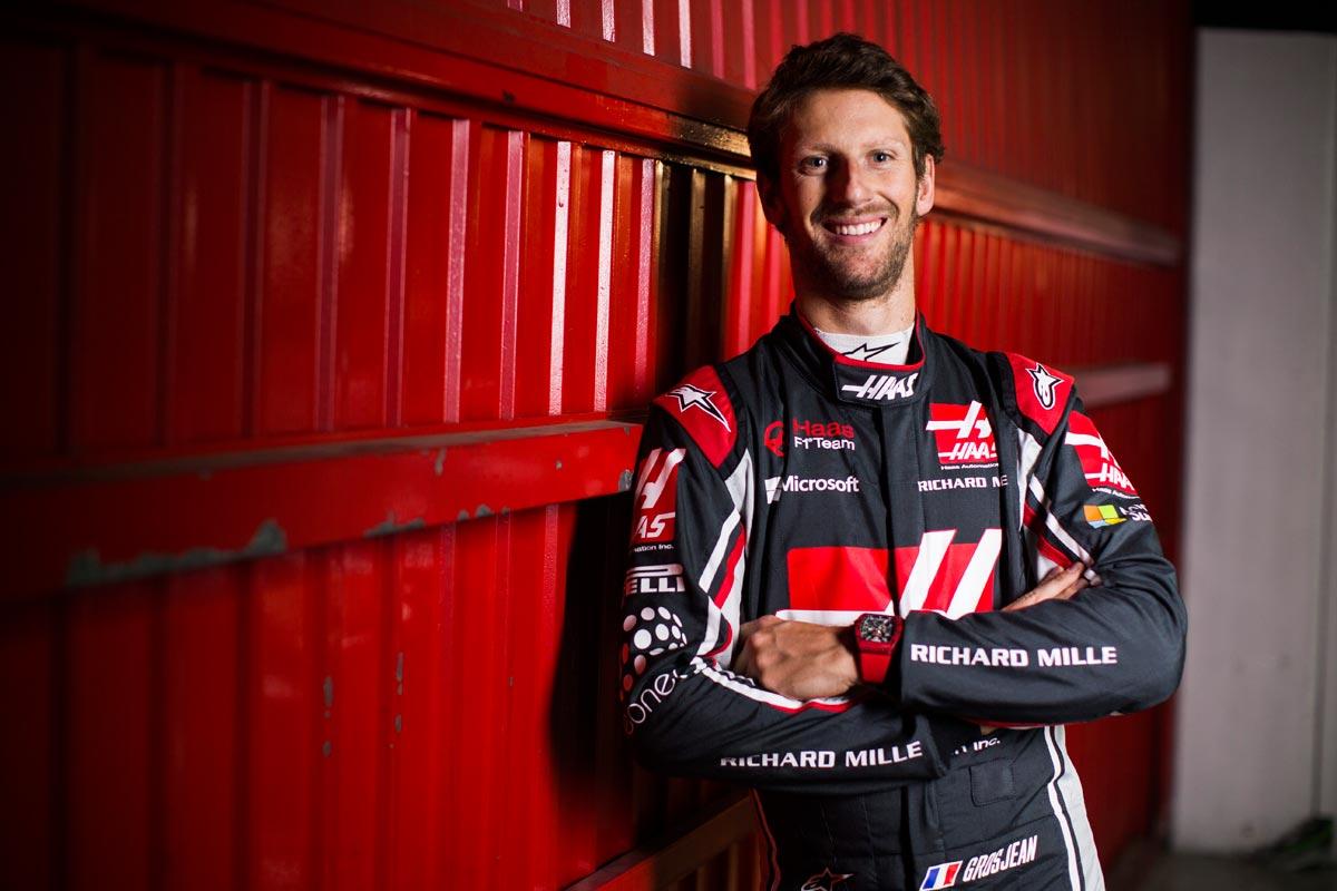 Romain-Grosjean-Portrait-Haas2017-Bild1